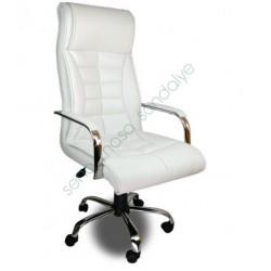 Beyaz Ofis Koltuğu OM05