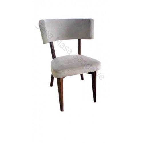 AS25 Ahşap Sandalye
