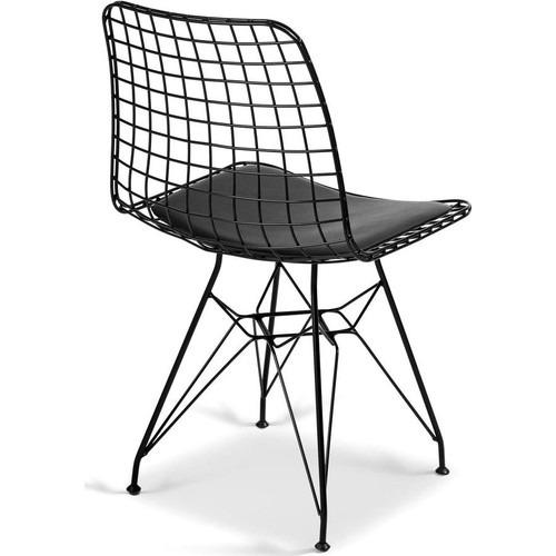 Kampayalı Tel Sandalye KM01