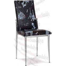 MTL25 Gözde Metal Sandalye