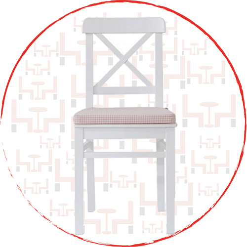 Ahşap Sandalye AS32