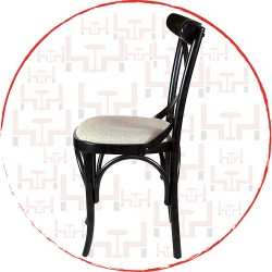 Minderli Thonet Sandalye AS28