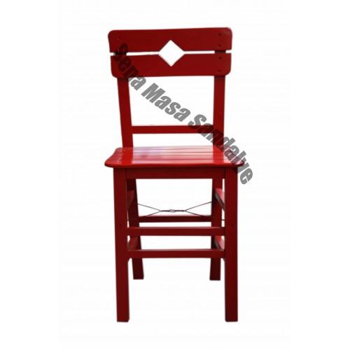 Ahşap Sandalye ABT03