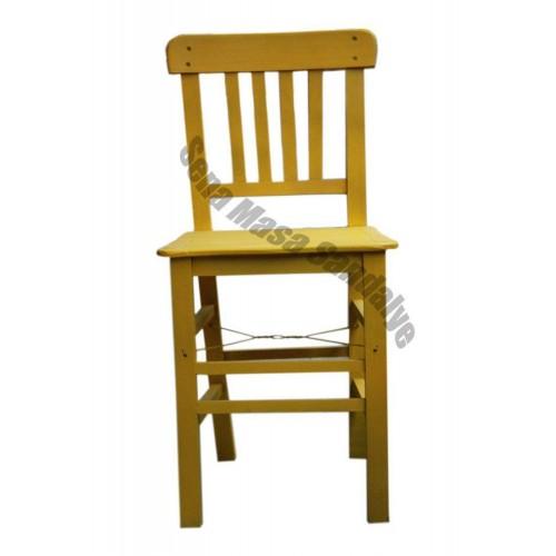 Ahşap Sandalye Modeli ABT04