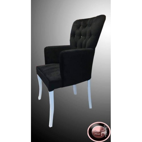 BK33 Siyah Cafe Berjer