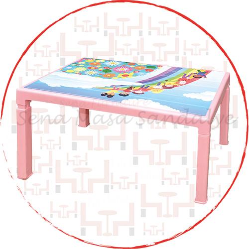 Çocuk Masası PS43