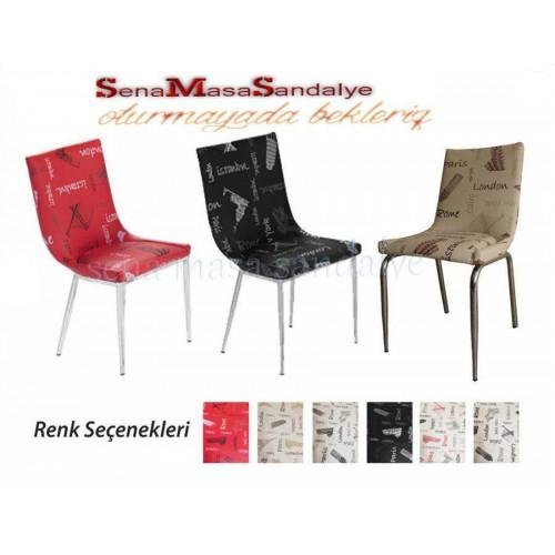 MTL39 Metal Sandalye