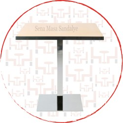 CM13 Cafe için cafe masa