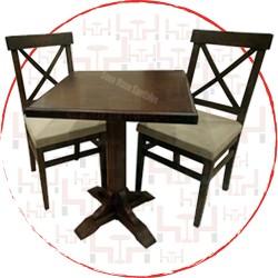 Çapraz Sandalye Takımı AAS03