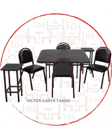 KMT01 Kahve Masa Takımı