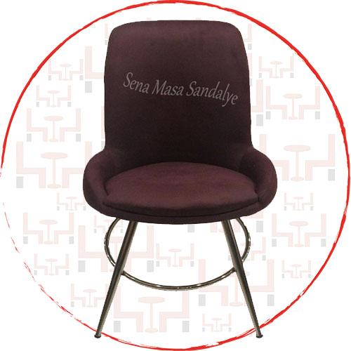 Metal Sandalye MAS01