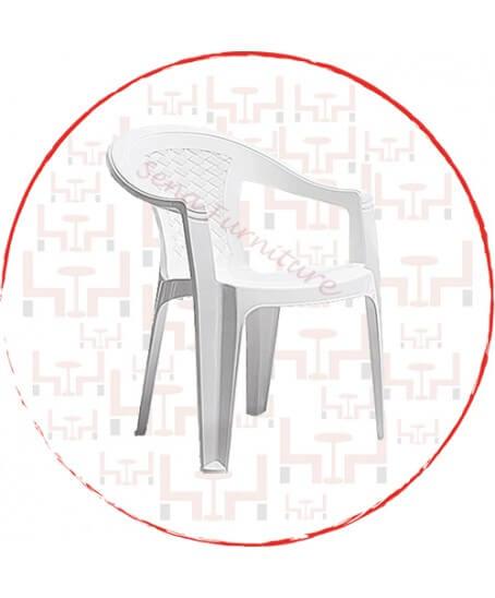 Plastik Sandalye Modeli PM02