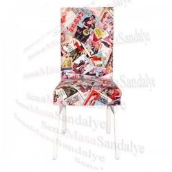 GS00 Ahşap Sandalye
